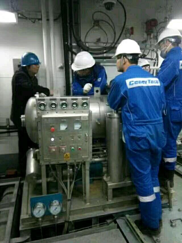 海上钻井平台专用滤油机(不锈钢)