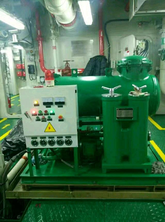 海上钻井平台专用滤油机(碳钢)